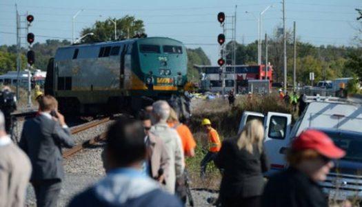 How CBC covered the Ottawa train crash