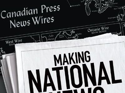 Book Review: Gene Allen's Making National News cements the influential but little-known role Canadian Press played as a significant cultural force