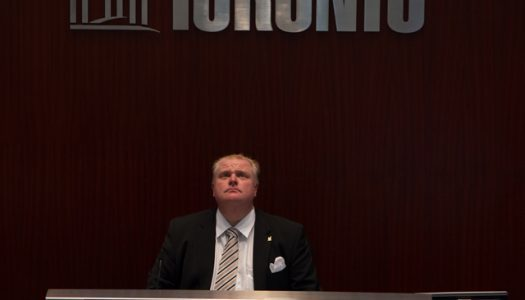Simply reporting, or reporting simply? How do you cover Rob Ford's lies?