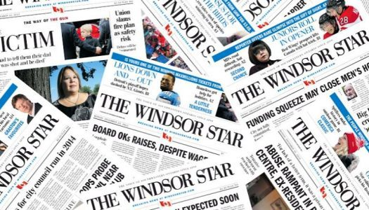 Ontario Press Council upholds complaint against Windsor Star