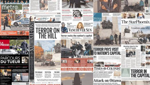 Around the World: Countries respond to attack in Ottawa