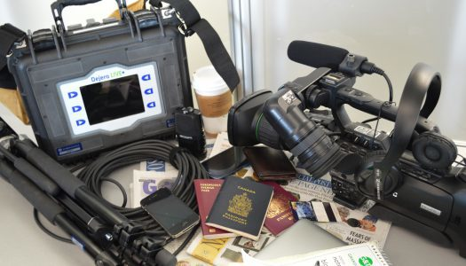Travel advisories for journalists