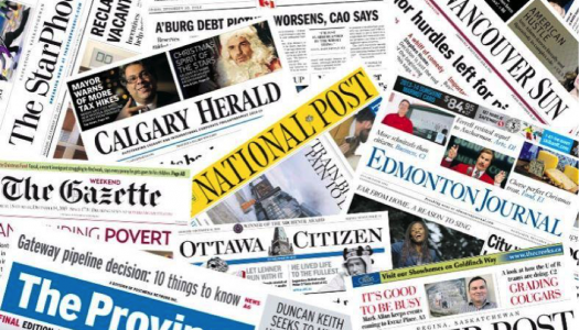 "Memo: Postmedia CEO says company is ""moving forward with approximately 40 permanent reductions in accordance with the terms of our collective bargaining agreements"""