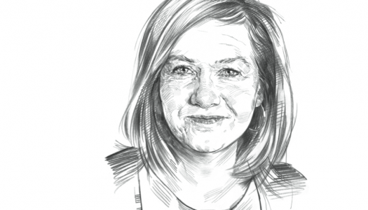 On profiling Anne Marie Owens for the Ryerson Review of Journalism