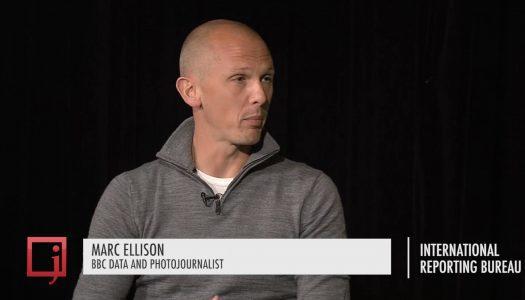 Debriefs: Marc Ellison on digital storytelling and parachute journalism