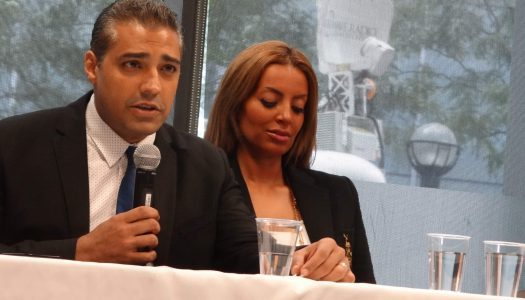 Freedom: Mohamed Fahmy in conversation