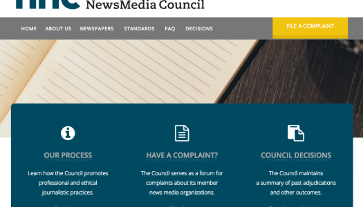 National Newsmedia Council aims to bring more media into the fold