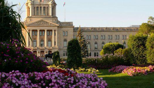 Regina man fights for full-time coverage of Saskatchewan legislature