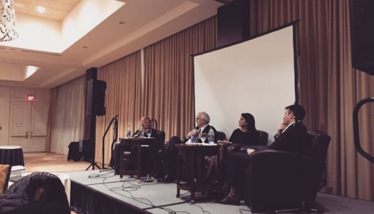 #NASH78 Adrienne Batra, Anne Marie Owens, John Cruickshank, John Stackhouse on the future of legacy media