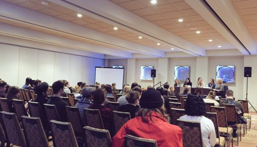 #NASH78 Women's safety panel