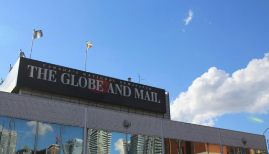 Globe and Mail public editor: Breakfast meetings with senator OK under Globe code of conduct