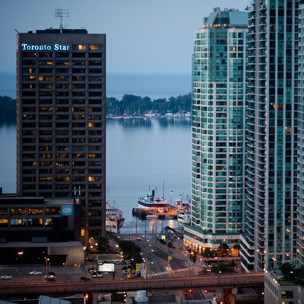 52 staff have been laid off at Torstar. Photo courtesy Thomas Hawk/CC BY-NC 2.0.