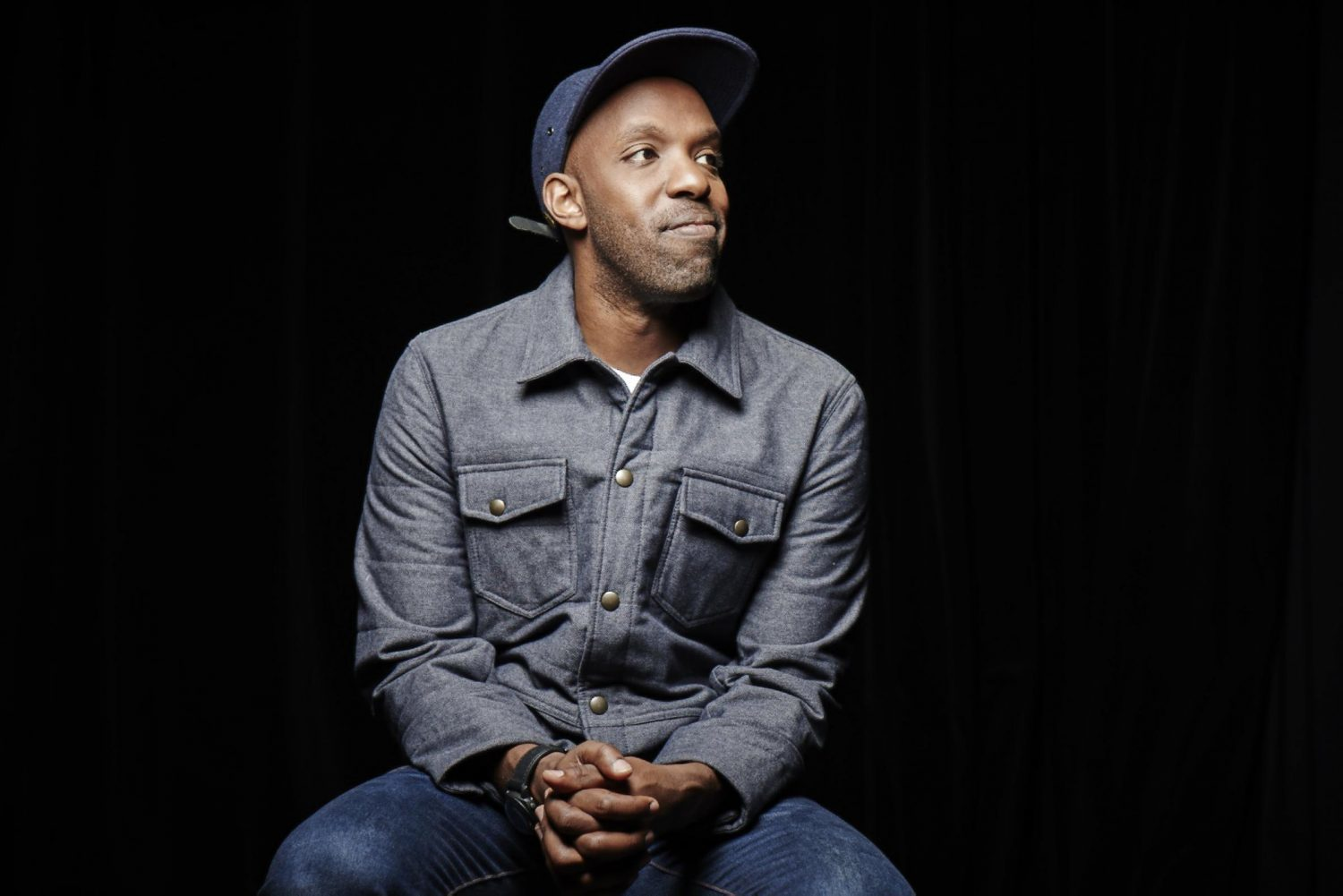 Shad will leave CBC Radio 'Q' on Aug. 16. Photo courtesy CBC.