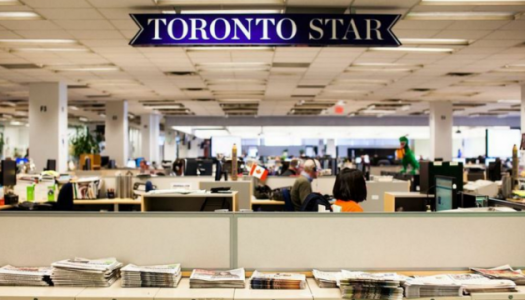 Memo: Wendy Metcalfe leaving Toronto Star to be Editor-in-Chief of three of New Brunswick's daily newspapers