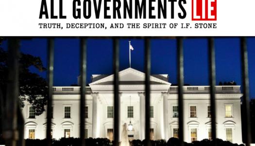 All Governments Lie celebrates spirit of pioneering investigative journalist I.F. Stone