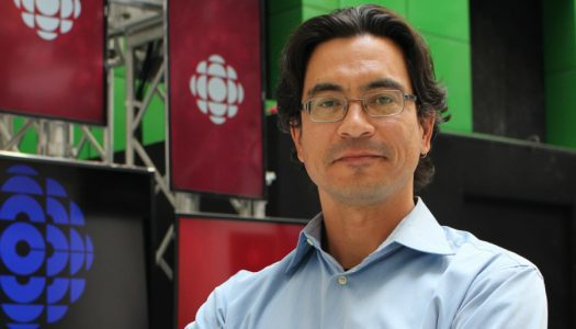 Duncan McCue works with Ryerson J-School on curriculum for covering Indigenous issues