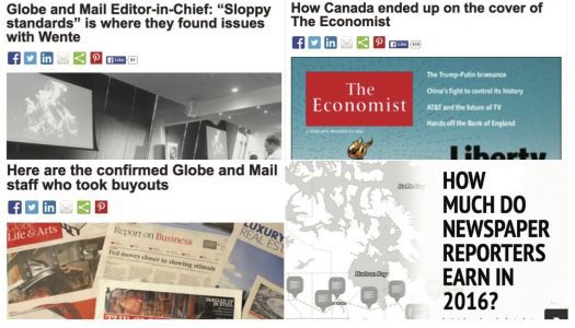 The ten most read stories on J-Source in 2016
