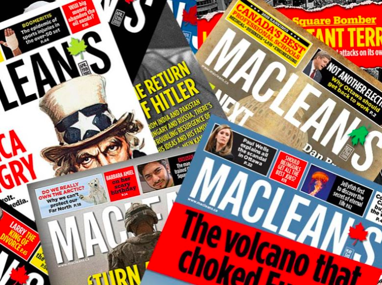 Rogers Media has laid off 27 full-time employees in its English-language digital content and publishing division, including Maclean's.