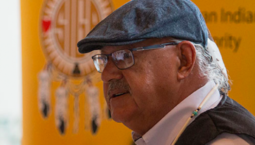 Eugene Arcand: Is there anybody here?
