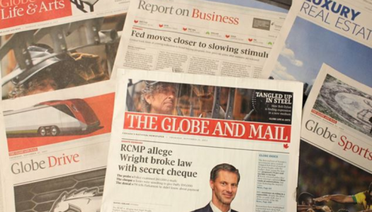 Globe and Mail Public Editor: When we laid eggs in 2016, you kindly let us know