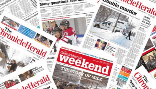 Year-long Chronicle Herald strike continues as contract talks break off