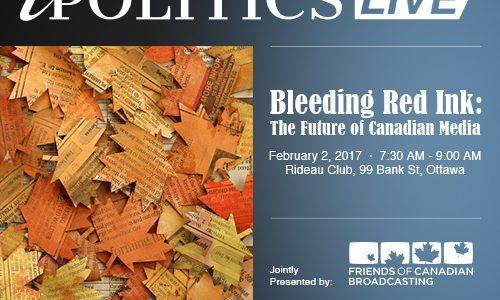 Live Blog: Bleeding red ink