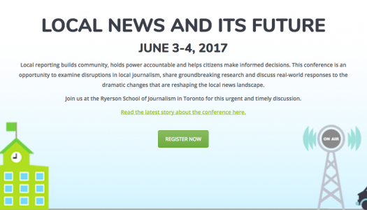 Toronto conference will explore local news woes and solutions