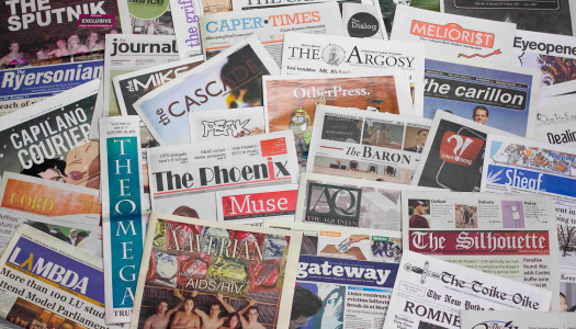 Canadian campus newspapers offer a study in diversity