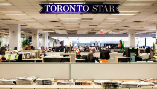 Memo: John Boynton named Torstar President and CEO and Toronto Star Publisher