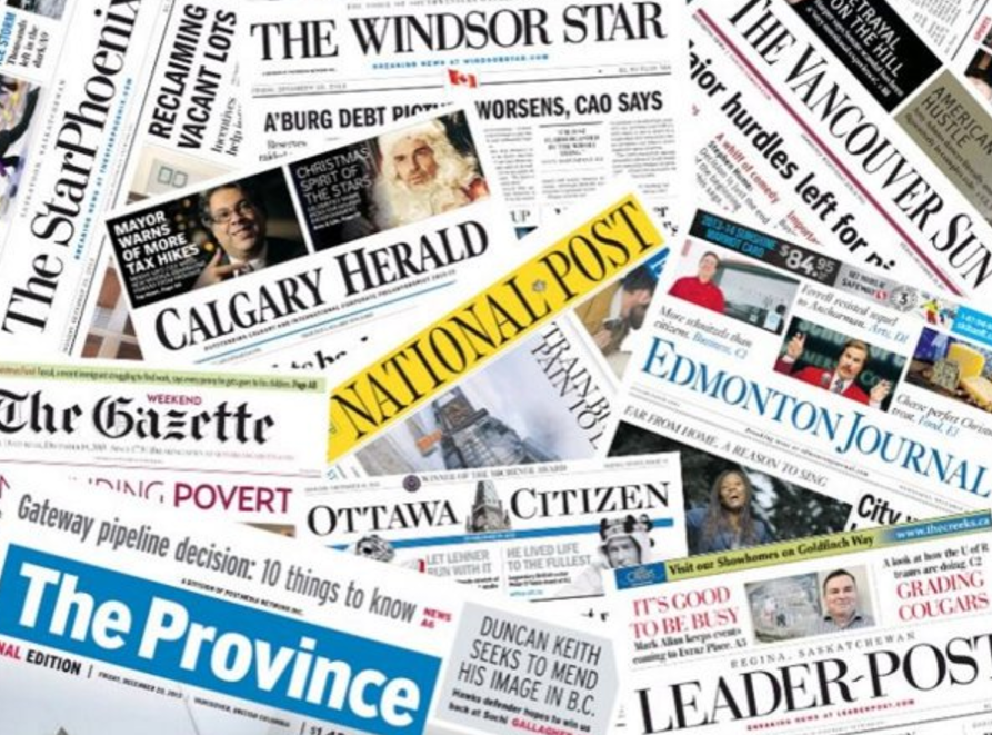 Canadians need a public news fund to save journalism — and democracy. Image courtesy of Eric Mark Do.