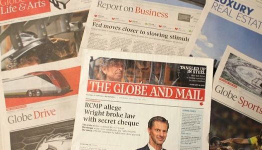 CJF-Globe and Mail Internship for Investigative Journalism