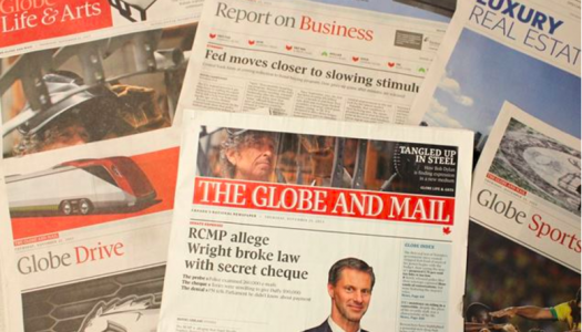 Globe and Mail Public Editor: Keeping sources' anonymity is a matter of trust
