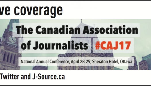 All J-Source's coverage from #CAJ17