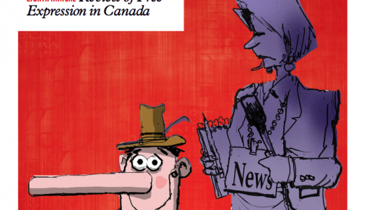 Canada receives failing grades for protecting sources and newsrooms
