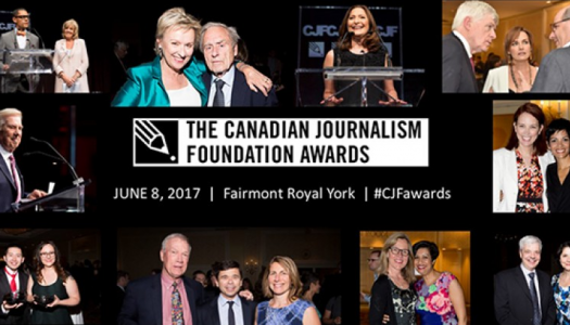 Live Blog: 2017 CJF Awards