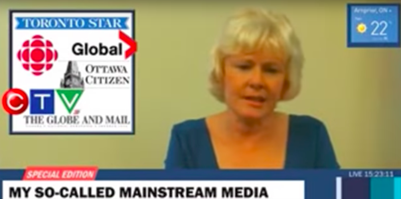 MP for Renfrew-Nipissing-Pembroke spoke about the government's recent payment of $10.5 million to Omar Khadr in this video posted on July 10. Screenshot by J-Source.