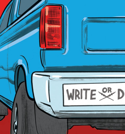 As the way journalists get around changes, so does the way we tellstories. Illustration by Nick Craine/RRJ.