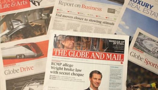 Globe and Mail Public Editor: We must earn your trust that we're the real deal