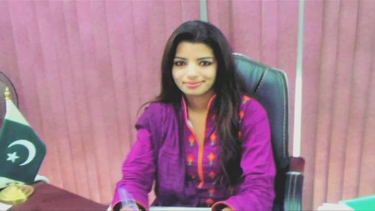 Zeenat Shahsadi, a 24-year-old freelancer, has been missing for two years.