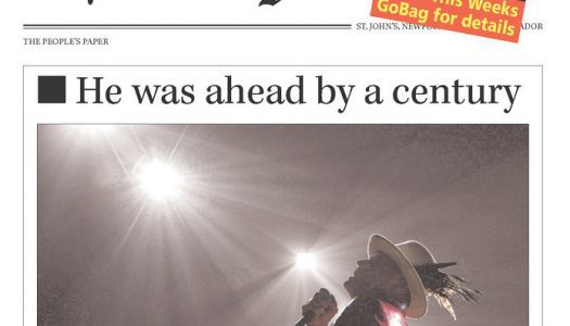 Front pages after Gord Downie's death