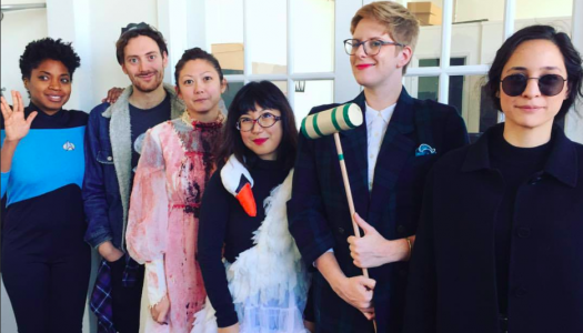 How Canadian journalists dressed up for Halloween