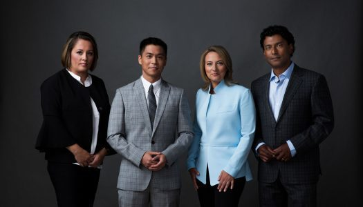 The new National: Are four TV anchors four times as good as one?