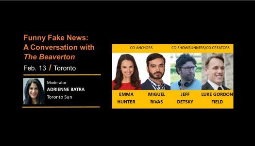 Funny Fake News: A Conversation with The Beaverton