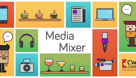 Vancouver Media Mixer (FREE!)