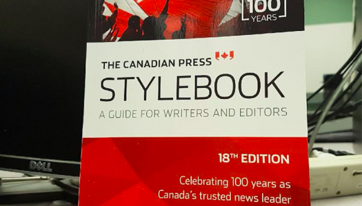 The Canadian Press corrects errors in Indigenous section of CP Stylebook