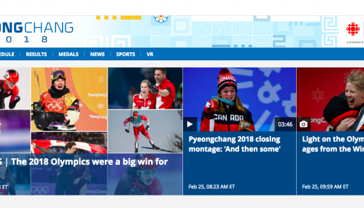 How CBC kept viewers connected during the Winter Olympics