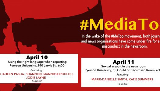 #MediaToo: The #MeToo movement has hit Canada. What's next?
