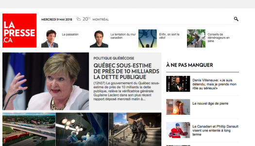 "La Presse's new not-for-profit structure ""a leap of faith"""