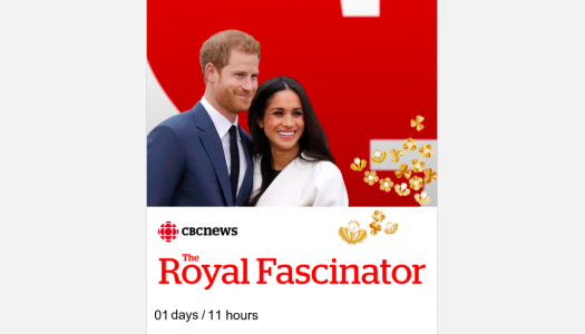 CBC's Royal Fascinator is an experiment in limited-run newsletters