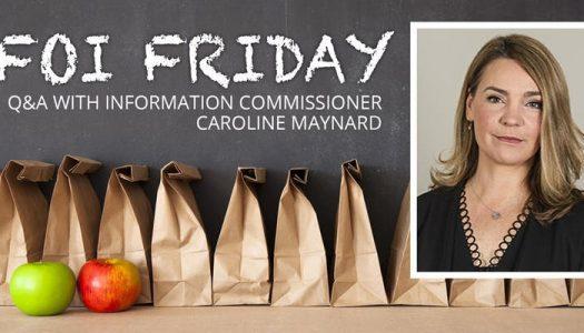 FOI Friday: Q&A with Information Commissioner Caroline Maynard